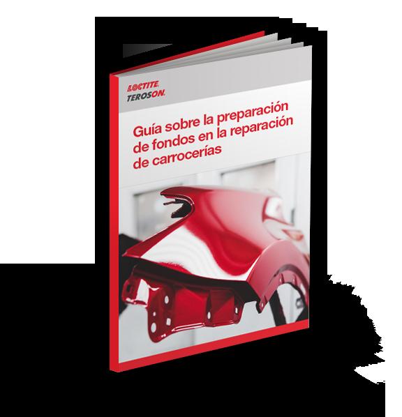 LOC - Portada - Guía de preparación de fondos en la reparación de carrocería
